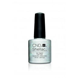Shellac nail polish - ICE...