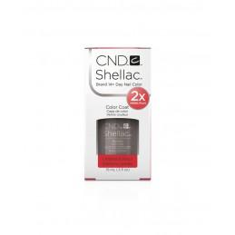 Shellac nail polish - RUBBLE