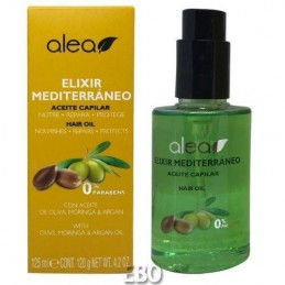 ALEA OLIVE AND MORINGA SERUM