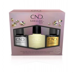 CND SHELLAC HOLIDAY DIVINE...
