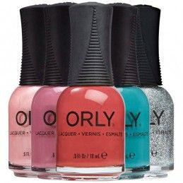 Sale of ORLY nail lacquer