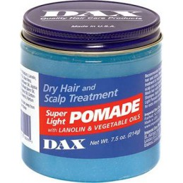Dax Super Light Pomade, 212 g.