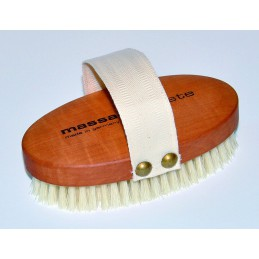 Massage brush 135 x 70 mm.