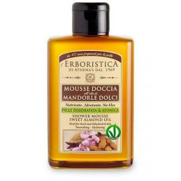 SHOWER MOUSSE Sweet Almond Oil