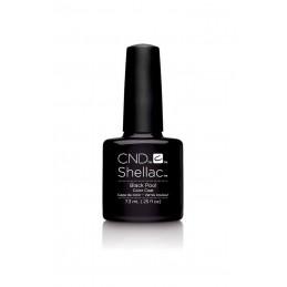 Shellac nail polish - BLACK...